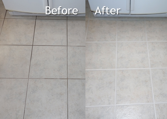 Carmel Carpet Cleaning - tile and grout